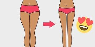 Pantolonlarınızı Daha Uzun Ömürlü Kullanabilmek İçin Yapabileceğiniz 10 Üst Bacak Egzersizi
