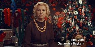 Gagavuzya Başkanı İrina Vlah, Yeni Yıl Mesajı Yayınladı!