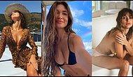 2018'de Verdiği Seksi Pozlarla Instagram'da Tozu Dumana Katan 16 Güzel