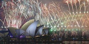 Dünya Yeni Yıla Nasıl Girdi? İşte Dünyanın Dört Bir Yanından Yılbaşı Kutlamaları