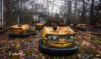 Çernobil Faciasından 32 Yıl Sonra Arda Kalanların Görüldüğü 14 Çarpıcı Fotoğraf