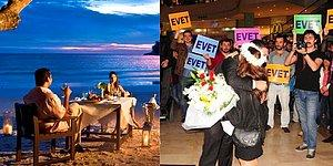 Nerede Evlilik Teklifi Alacağını Söylüyoruz!