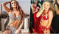 Sosyal Medyada Dansı ve Sempatikliğiyle Herkesin Aklını Başından Alan 2019 Yılbaşı Dansözü Anastasia