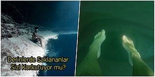 Denizin Derinlikleri Sizden Neler Saklıyor? Deniz Fobisi Talasofobi'yi İliklerinize Kadar Hisetmenize Neden Olacak 25 Fotoğraf