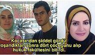 Kocasından Şiddet Gördükten Sonra Avukat Olan Mülteci Kadının Kimsesizler Mezarlığına Uzanan Hikayesi