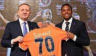 Süper Lig'de İlk Transfer Gerçekleşti! Başakşehir Robinho'yu Kadrosuna Kattı