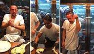 Galatasaray'ın Eski Oyuncusu Frank Ribery, Nusret'in Dubai Şubesinde Altın Kaplama Antrikot Yedi!