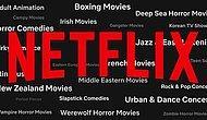 Adeta Bir Hazine! Netflix'in Ön Plana Çıkarmadığı Binlerce Kategoriyi Bizlere Sunan Bir Platform: Netflix-Codes