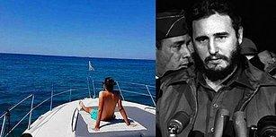 Fidel Castro'nun Torunu Sosyal Medyada Paylaştığı Lüks İçindeki Yaşamı İle Tepki Topluyor