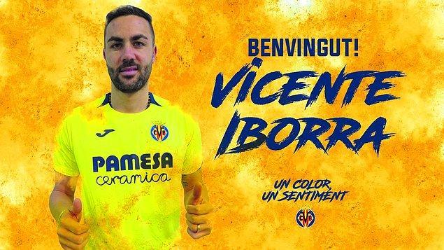 Vicente Iborra ➡️ Villarreal - [10 milyon euro]