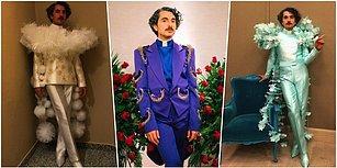 Gazino Programında Giydiği Kostümleriyle Zeki Müren'in İzinden Giden Assolist Hakan Bahar