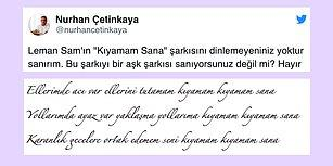 Leman Sam'ın 'Kıyamam Sana' Şarkısının Az Bilinen Gerçek Hikayesi İçinizi Acıtacak