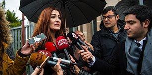 İfade Veren Deniz Çakır'dan Adliye Çıkışı Açıklama: 'Suçlamalar Benim Bugüne Kadarki Duruşuma Ters'