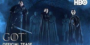 Final Sezonu Merakla Beklenen Game of Thrones'un Yayın Tarihi Fragmanla Birlikte Açıklandı!