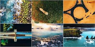 Muhteşem Fotoğraflar Var! Yılın En İyi Drone Fotoğrafları Belli Oldu