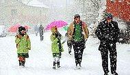 Yarın Okullar Tatil mi? Valiliklerden Resmi Açıklamalar Geldi: İşte Kar Tatili Olan İllerimiz