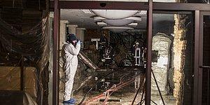 Ankara'da Mobilyacılar Sitesinde Yangın: 5 İşçi Hayatını Kaybetti