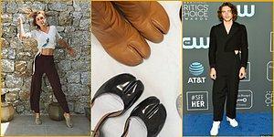 Bu Moda Nereye Gidiyor? 2019'un İlk Absürt Moda Trendi Keçi Ayakkabısını Gördünüz mü?