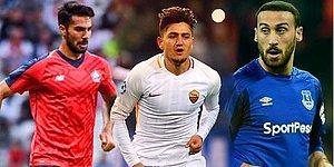 Gururlarımız! Avrupa'da Ülkemizi Temsil Eden 20 Milli Futbolcumuz