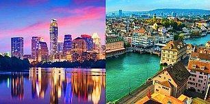 2019 Yılının Yaşam Kalitesi Açısından En Yüksek 25 Şehri