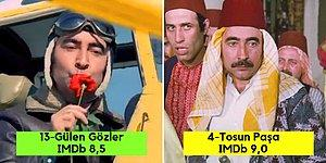 IMDb Punlarına Göre Şener Şen'in En İyi 25 Filmi