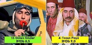 IMDb Puanlarına Göre Şener Şen'in En İyi 25 Filmi