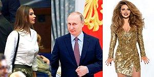 Vladimir Putin Yıllardır Gizlediği Kendinden 31 Yaş Küçük Sevgilisi Alina Kabaeva ile Evleniyor mu?
