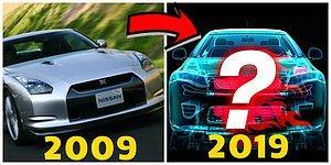 Otomobil Dünyasına #10YearsChallenge Gözünden Bakıyoruz: 10 Yılda Arabaların Yaşadığı Evrim Sizi Şaşırtacak!