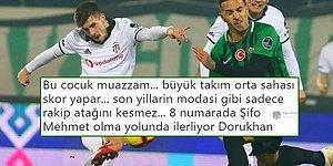 Beşiktaş Sezonun İkinci Yarısına Galibiyetle Başladı! Dorukhan'a Övgülerin Yağdığı Akhisar Maçının Ardından Yaşananlar ve Tepkiler