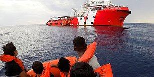 Akdeniz'de Büyük Facia: Umut Yolculuğundaki 117 Göçmen Boğularak Hayatını Kaybetti...