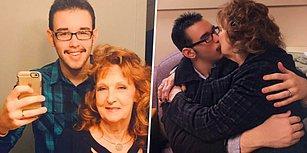 Oğlunun Cenazesinde Tanıştığı 19 Yaşındaki Gence Aşık Olup Evlenen 72 Yaşındaki Kadın