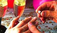 Kime Niyet, Kime Kısmet! Başkasıyla Beraberken, Ayrılmak İstediği Sevgilisine Yanlışlıkla Evlenme Teklifi Eden Adam