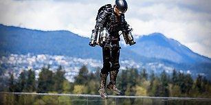 Yakın Gelecekte Askerler, Jetpack Kostümüyle Uçan Komandolara Dönüşebilirler!