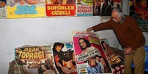 Yeşilçam'ı Afişleriyle Yaşatıyor: 13 Yaşındayken İzlediği Bir Filmden Etkilendi, 45 Senede 372 Afiş Biriktirdi