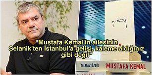 Bir Tarih Öğrencisinin Yılmaz Özdil'e Atatürk ile İlgili Yanlış Bilgiler Yazdığını İddia Ettiği Mektubu ve Gelen İlginç Cevap