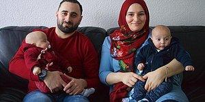 Trabzonspor Aşkı Bunu da Yaptırdı: Fanatik Çift Çocuklarına 'Bordo' ve 'Mavi' İsimlerini Verdi