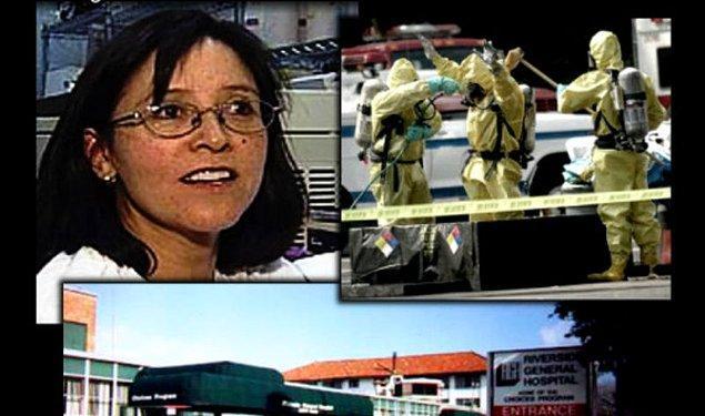 Gloria Ramirez'e temas eden veya kanını koklayan tüm doktor ve hemşireler bayılma, nefes darlığı, mide bulantısı ve geçici felç gibi semptomlar göstermeye başlamışlardı.