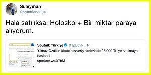 Karaborsa'ya Düştü Bile! Yılmaz Özdil'in Tartışmalara Neden Olan 2.500 Liralık Mustafa Kemal Kitabı 25 Bin Liradan Satışa Çıktı
