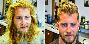 Sadece Saç ve Sakal Tıraşıyla Sağlanan 23 Cillop Gibi Değişim