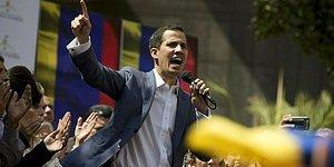 Venezuela Karıştı: Trump, Muhalefet Liderini 'Geçici Devlet Başkanı' Olarak Tanıdı, Maduro ABD ile Diplomatik İlişkileri Kesti