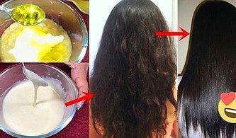 Saç Kremlerine Veda Edin! İşte Muzun Besleyici Etkisini Kullanabileceğiniz 10 Ev Yapımı Saç Maskesi