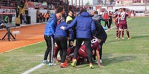 Başakşehir Farklı Elendi! Hatayspor Ziraat Türkiye Kupası'nda Çeyrek Finale Yükseldi