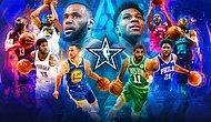 Büyük Şölene Hazır mısınız? NBA All-Star'da İlk 5'ler ve Kaptanlar Belli Oldu