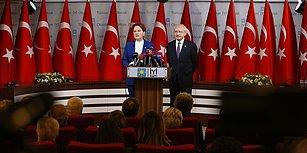 İttifakta Son Durum: CHP ve İYİ Parti 22'si Büyükşehir Olmak Üzere 49 İlde İş Birliği Yapacak