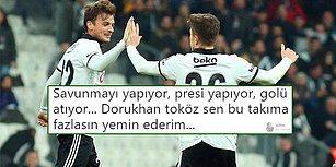 Genç Dorukhan'ın Övgü Quaresma'nın ise Büyük Tepki Topladığı Beşiktaş - Erzurumspor Maçında Puanlar Paylaşıldı