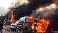 Irak'taki TSK Üssüne Gerçekleştirilen Saldırıya İlişkin Cumhurbaşkanlığı'ndan Açıklama: 'Birtakım Ekipmanlar Zarar Gördü'