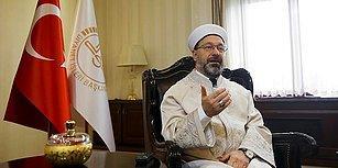 Diyanet İşleri Başkanı Erbaş: 'Sigaranın Pek Çok İlim Adamı Tarafından Haram Olduğu Söyleniyor, Benim Kanaatim de Bu Yönde'
