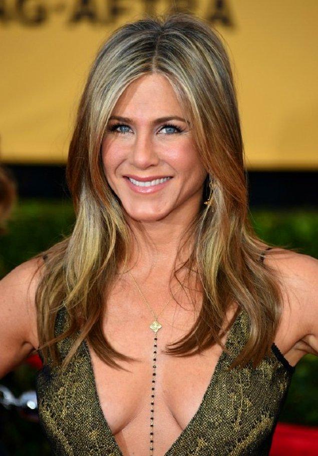 9. Jennifer Aniston