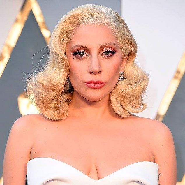 5. Lady Gaga
