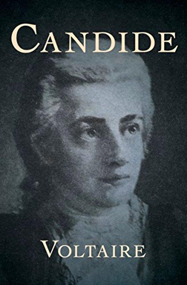 30. Candide - Voltaire